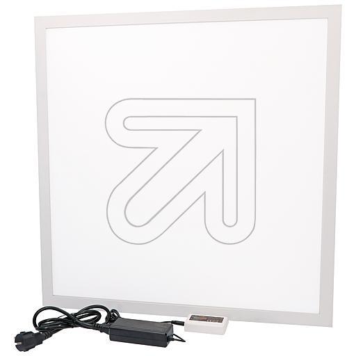 EGBLED Panel 36W 620x620mm RGB+CCT mit Funk-FernbedienungEEK: A-A++ (LED)