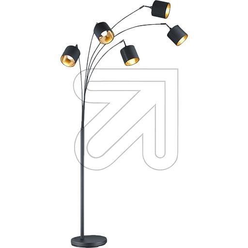 TRIOTextile floor lamp R46330579