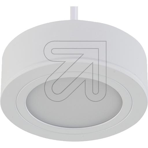 EVNLED-Anbauleuchte weiß 3000K 3W L20380102EEK: A+ (LED)