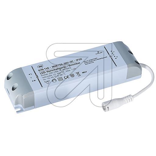 EGBdimmbares Vorschaltgerät zu EGB-Panels 36W (1200mA, passend