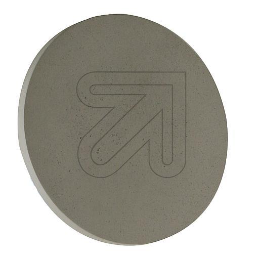 Böhmer LED-Wandleuchte beton 3000K 9W 34214 679330