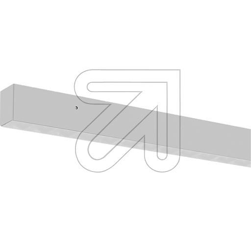 EVNLED-Pendelleuchte/ -Lichtband CCT 36W 4000lm silber BALM12361425