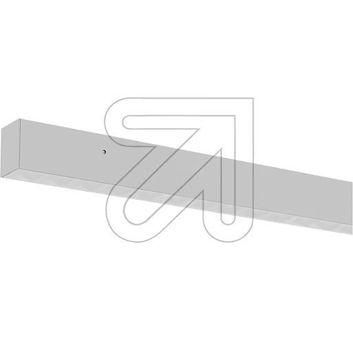 EVNLED-Pendelleuchte/ -Lichtband CCT 50W 5250lm silber BALM12501425