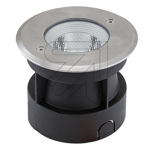 EVNLED-Bodeneinbauleuchte aluminium IP67 3000K 6W PC67106102NEEK: A+ (LED)