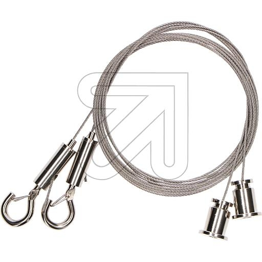 EGBZubehör:Seilabhängung-Set für die High-Bay-Strahler PRObay-linear Art.Nr. 683700 683705 683710 683715 S240043X-5EGB
