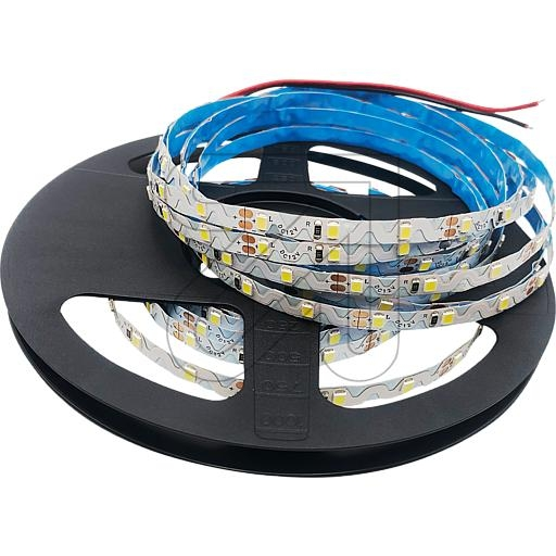 EGBLED-Flex-Strips-Rolle 3m IP20 - 12V-DC 11W 1150lm/3m 5000K B6mm H1mm 401745EGB