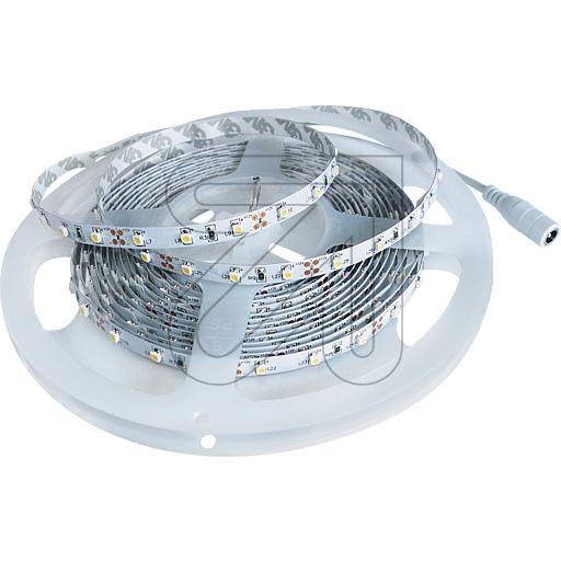 EGB LED Stripe-Rolle 12V-DC 12,5W/5m 3000K 685295