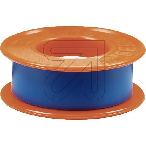 Certoplast Isolierband dunkelblau 4,5 mtr VDE mit Seitenschei 720050L->EUR 0.14 je m
