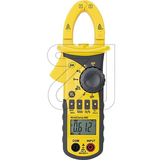 EGBZangen-Multimeter MultiClamp 600