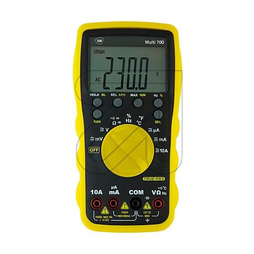 EGBDigital-Multimeter Multi 700