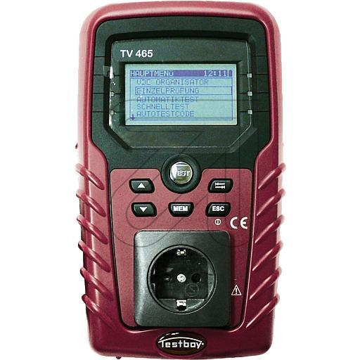 TestboyGerätetester 0701/0702 TV465