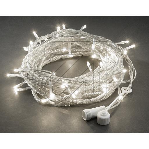 KonstsmideLED System-31V Lichterkette 100 LEDs warmweiß transparent 6W 4810-103