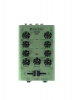 OMNITRONICGNOME-202 Mini-Mixer grün