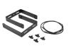 OMNITRONICMOLLY-6 Extension Bracket black 2x