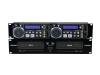 OMNITRONICXCP-2800 Dual CD Player
