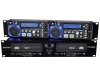 OMNITRONICXDP-2800 Dual CD/MP3 Player