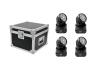 EUROLITESet 4x LED TMH-7 + Case