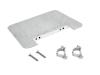 ALUTRUSSSet Aluminium Shelf for 50mm Alu Systems