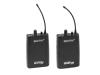 OMNITRONICSet WMT-1M UHF Transmitter + WMR-1M UHF Receiver