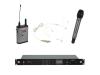 PSSOSet WISE TWO + Dyn. wireless microphone + BP + Headset 638-668MHz