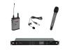 PSSOSet WISE TWO + Dyn. wireless microphone + BP + Lavalier 823-832/863-865MHz