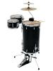 DIMAVERYCDS Cocktail Drum set, black