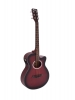 DIMAVERYAW-400 Western guitar, redburst