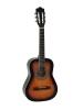 DIMAVERYAC-303 Klassikgitarre 1/2 sunburst