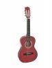 DIMAVERYAC-303 Klassikgitarre 1/2, rot