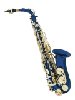 DIMAVERYSP-30 Eb Alto Saxophone, blue