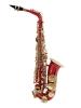DIMAVERYSP-30 Eb Alto Saxophone, red