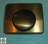 Jung1 Dimmerknopf Top Line gold/bronze TL940Msi gebraucht