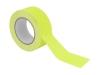 ACCESSORYGaffa Tape 50mm x 25m neongelb UV-aktiv
