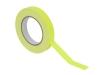 ACCESSORYGaffa Tape 19mm x 25m neongelb UV-aktiv