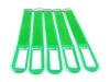 GAFER.PLKabelbinder Klettverschluss 25x400mm 5er Pack grün