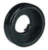 ACCESSORYPlastic Washer, black, big (recessed)