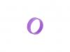 HICONHI-XC Codierring für Hicon XLR gerade violett