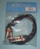 OMNITRONICKK-30 Klinken Doppel Kabel 2x 6,3 Klinke 3 Meter schwarz Rot/schwarz 30210022