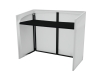 OMNITRONICMobile DJ Stand inkl. Cover