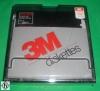 3MDisketten 5 1/4 Zoll DS,DD double side, double density, soft sector 10 St. im Library Case Original aus dem Jahre 1988