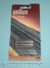 Braun Scherblatt 586 Flex Control grau 5586776 für 5502  457754L