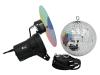 EUROLITEMirror Ball Set 20cm with Pinspot