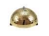 EUROLITEHalf Mirror Ball 20cm gold motorized