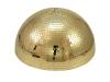 EUROLITEHalf Mirror Ball 50cm gold motorized