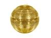 EUROLITEMirror Ball 75cm gold