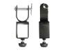 BLOCK AND BLOCKATG2 Truss mount adapter for tube insertion of 70x50 Gamma Series