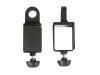 BLOCK AND BLOCKAG-A6 Hakenadapter für Gamma Serie (70x50)