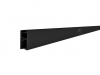 OnTrussArriba FrontCover Profile Kunststoff 1m sw 2x