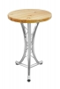 ALUTRUSSBistro Table, curved
