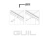 GUILTMU-01/440 Profile Connector